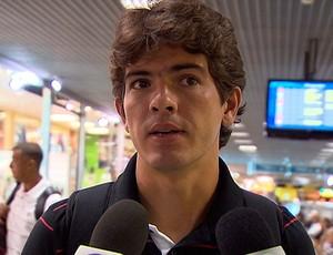 alison zagueiro do vitoria (Foto: Reprodução/TV Bahia)