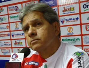 Arthur Bernardes técnico do Fortaleza (Foto: Divulgação/Fortaleza)