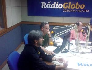Caio Junior rádio O Globo (Foto: Filipe Peduzzi)