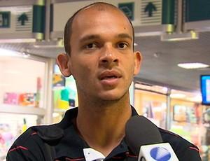 fernando goleiro do vitoria (Foto: Reprodução/TV Bahia)
