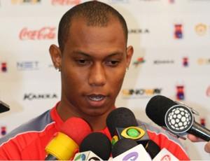 Flávio Boaventura, novo zagueiro do Paraná Clube (Foto: Divulgação / Paraná Clube)