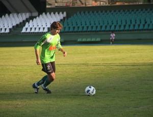Tcheco, meia do Coritiba (Foto: Gabriel Hamilko / GloboEsporte.com)