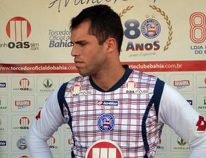marcelo lomba goleiro do Bahia (Foto: Raphael Carneiro/Globoesporte.com)