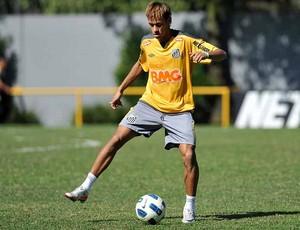 Neymar, do Santos (Foto: Divulgação / Santos FC)