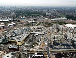 parque olímpico para as olimpíadas Londres 2012 (Foto: Getty Images)