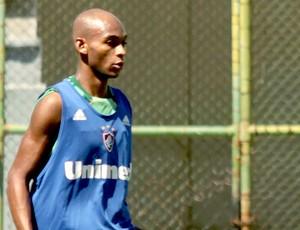 Tartá no treino do Fluminense (Foto: Ralff Santos / Site Oficial do Fluminense )