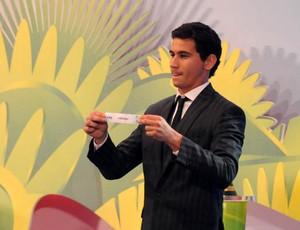ganso  sorteio copa do mundo europa (Foto: André Durão/Globoesporte.com)