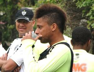 André no treino do Atlético-MG (Foto: Marco Antônio Astoni / Globoesporte.com)