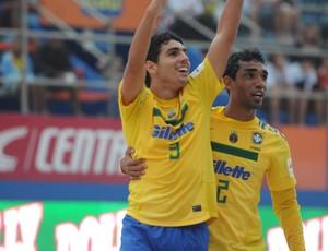 fred seleção brasileira futebol de areia (Foto: Diego Mendes/CBBS)