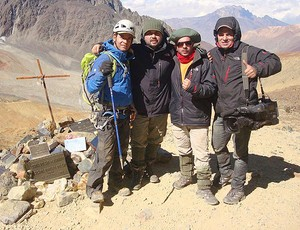 Planeta Extremo Andes (Foto: TV Globo)