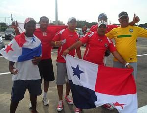 mundial  sub-20 torcida panamá (Foto: Victor Canedo/Globoesporte.com)