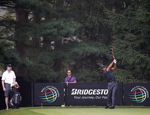 golfe tiger woods WGC-Bridgestone Invitational (Foto: agência Getty Images)