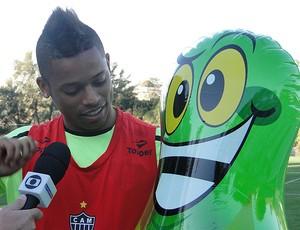 Andre Atlético-MG joão Sorrisão (Foto: Tarcísio Badaró/Globoesporte.com)