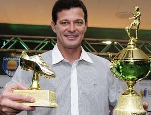 Hiran, ex-goleiro do São Mateus (Foto: Arquivo/Cedoc A Gazeta)