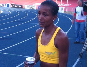 Simone Alves atletismo (Foto: Amanda Kestelman / Globoesporte.com)