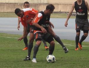 Rodriguinho, Atlético-PR (Foto: Fred Huber/Globoesporte.com)