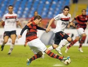 Bottinelli Flamengo x Atlético-PR (Foto: Nina Lima / VIPCOMM)