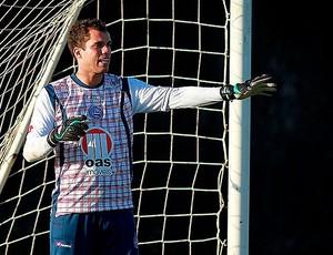 marcelo lomba goleiro do bahia (Foto: Felipe Oliveira/Site Oficial)