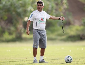 ney franco brasil sub 20 treino (Foto: Rafael Ribeiro / CBF)