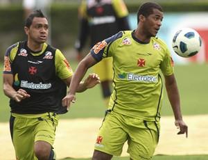 Renato Silva no treino do vasco (Foto: Maurício Val / FOTOCOM.NET)