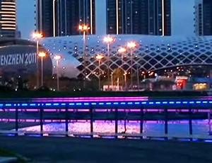 Shenzhen é referência para evento em Brasília (Foto: Reprodução SporTV)