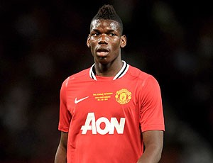 Paul Pogba, do Manchester United (Foto: Getty Images)
