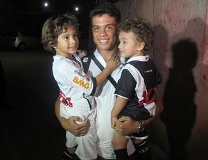 bernardo filhos vasco x palmeiras (Foto: Gustavo Rotstein/Globoesporte.com)