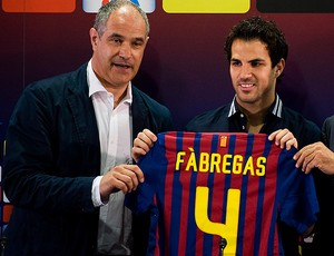 zubizarreta fabregas barcelona (Foto: Agência Getty Images)