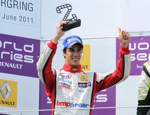 World Series: Cesar Ramos garante presença no grid em Silverstone (Foto: Divulgação)