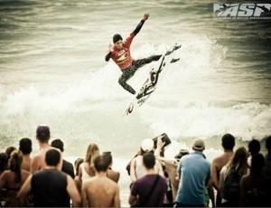 Surfe Gabriel Medina WQS de Lacanau (Foto: ASP)