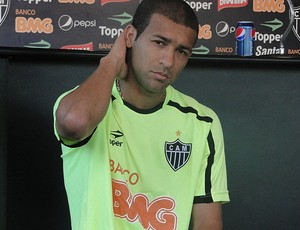 pierre   atlético-mg (Foto: Tarcísio Badaró / Globoesporte.com)