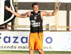 Fernando Henrique goleiro do Ceará (Foto: Divulgação/Ceará)