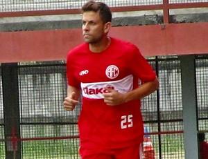 Jean américa (Foto: Vitor Costa/SportVoice)