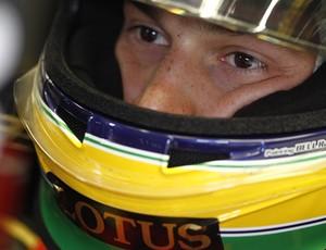 Formula 1 - Bruno Senna larga em sétimo na belgica (Foto: Divulgação)