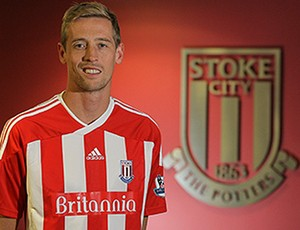 Stoke City crouch (Foto: Divulgao/ Site oficial)