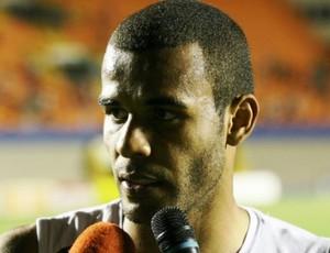Ernando, zagueiro do Goiás (Foto: Rosiron Rodrigues/Goiás E.C.)