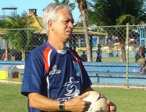 Moreno, novo técnico do Capixaba (Foto: Divulgação)