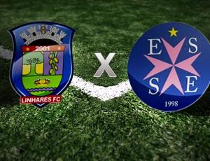 Copa Espírito Santo 2011: Linhares x ES de Colatina (Foto: Globoesporte.com)