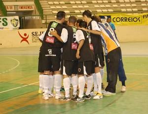 futsal do botafogo-pb benfica (Foto: Larissa Keren)