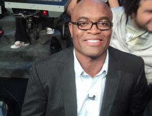 Anderson Silva (Foto: Wagner Bordin/SporTV.com)