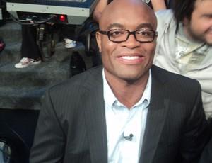 Anderson Silva (Foto: Wagner Bordin/SporTV.com)
