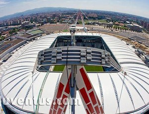 juventus estádio (Foto: Divulgação/Site Oficial)