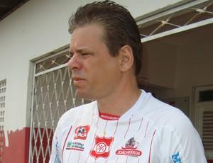 Presidente do Auto Esporte, Klécius Gomes (Foto: Renata Vasconcellos)