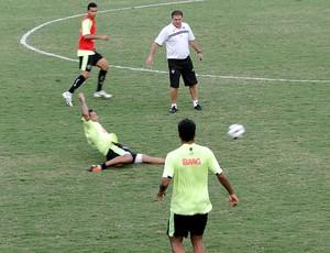 treino Atlético-MG (Foto: Marco Antônio Astoni / Globoesporte.com)