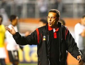 Luxemburgo Flamengo x Corinthians (Foto: Marcos Ribolli / Globoesporte.com)