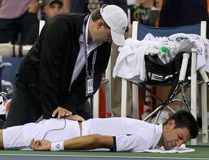 nadal x  djokovic us open tênis campeão (Foto: Reuters)