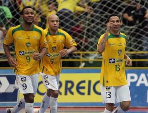f769be9a32 Brasil não terá a Espanha no caminho pelo hexa do Grand Prix. Principal  adversária da seleção brasileira no futsal mundial ...