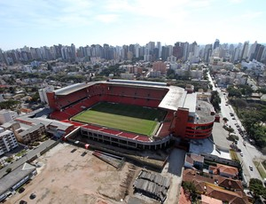 Arena da Baixada (Foto: Divulgação)