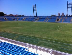 Estádio Presidente Vargas (Foto: Diego Morais/Globoesporte.com)