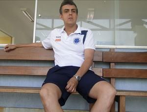 Emerson Ávila diz que não teme perder o cargo (Foto: Lucas Catta Prêta / Globoesporte.com)
